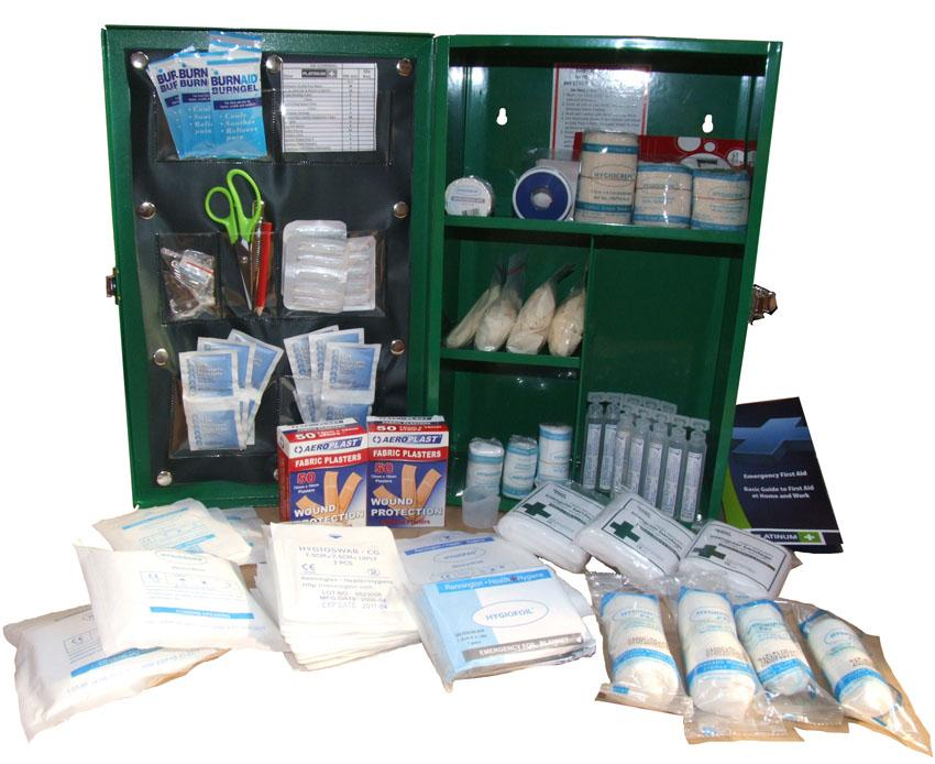 Green First Aid Kit Items No 7 All The Things Like
